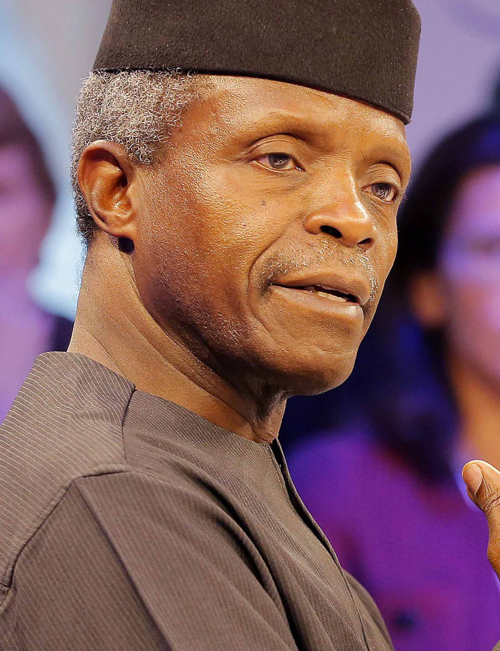 Vice President, Prof. Yemi Osinbajo at World Economic Forum, Davos 2016