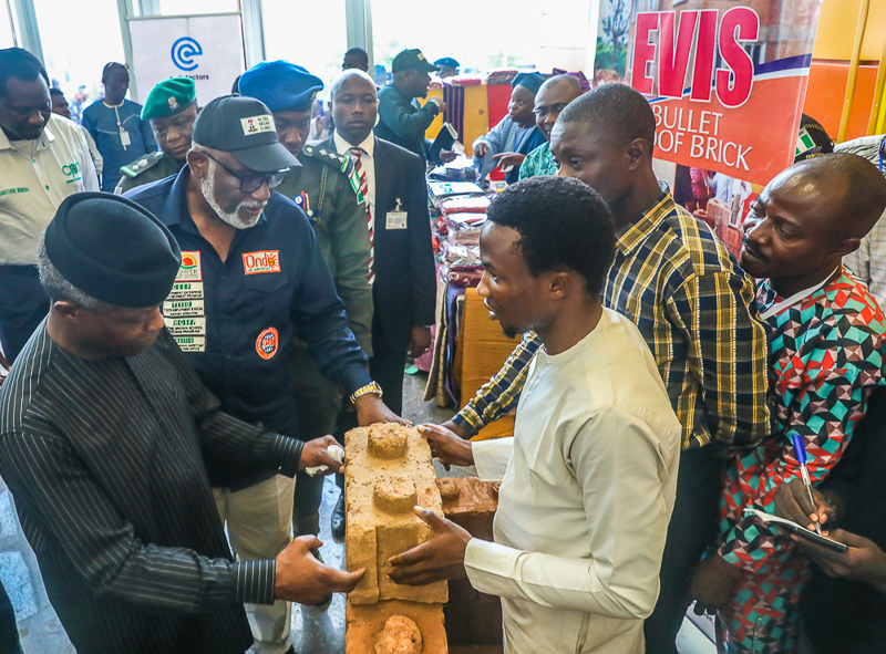 We Spend Nigeria's Money On The People, Not Steal It - Launch Of MSME Clinic In Ondo