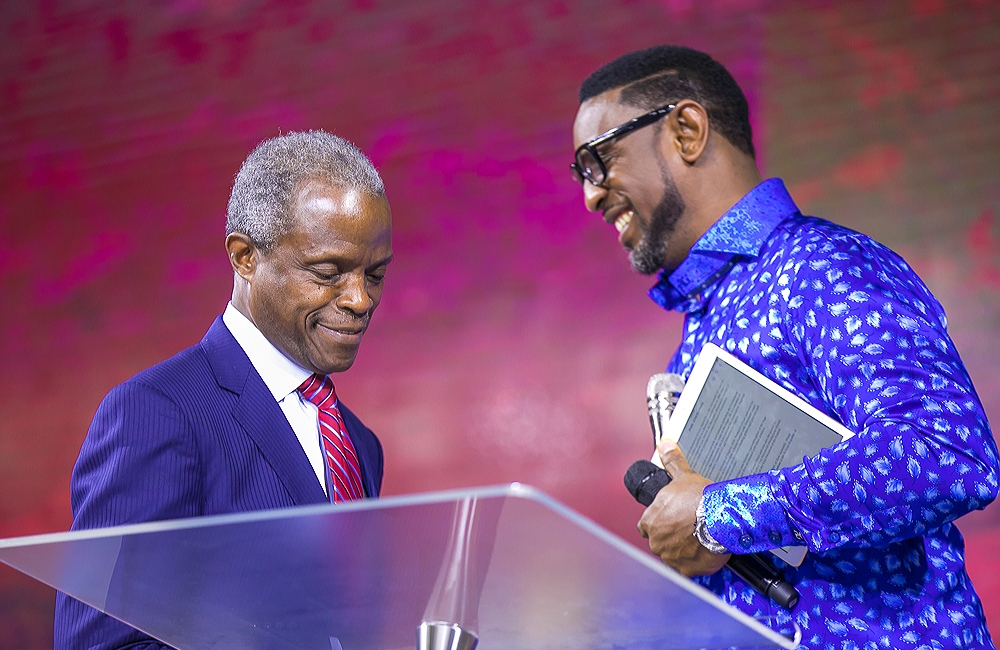 Doing Things Differently Is What We Need To Move The Nation Forward – VP Osinbajo