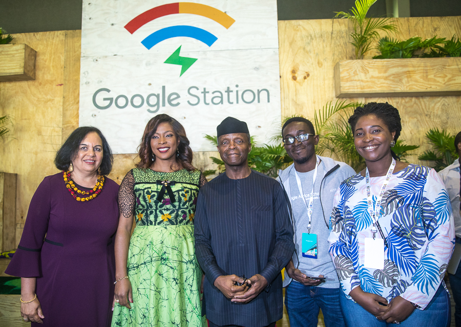 Africa's Fortunes Will Shape The World Says Osinbajo At Google For Nigeria Event