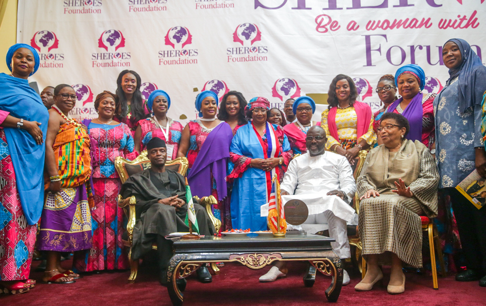 Fight For Gender Equality Is For All Fair-minded People - VP Osinbajo