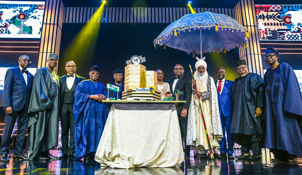 VP Osinbajo Attends First Bank's 125th Anniversary Gala Night In Lagos On 26/03/2019