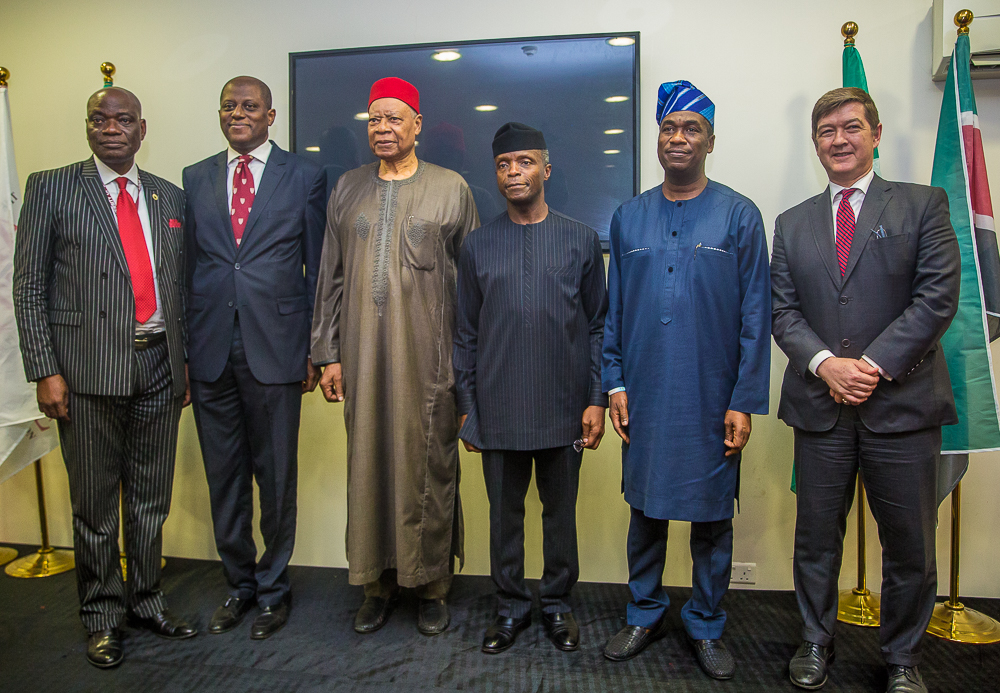 VP Osinbajo Delivers Lecture At 1st Calestous Juma Innovation Colloquium On 11/04/2019