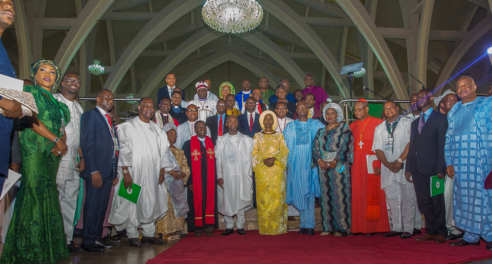 2019 Inter-denominational Inaugural Church Service