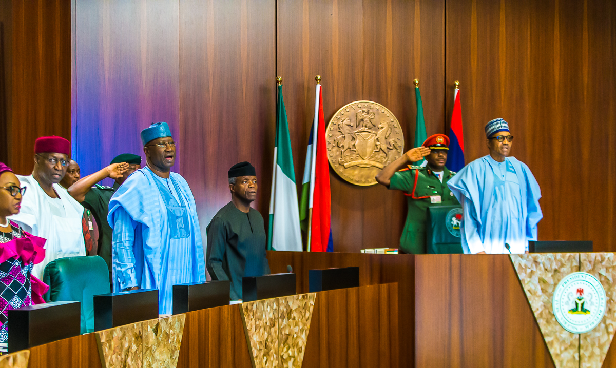 PMB Presides Over FEC & Valedictory Meeting On 22/05/2019