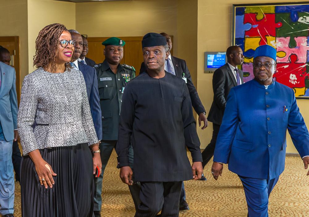Where Nigeria Is Heading In the Next 10 Years – Osinbajo