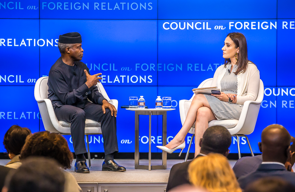 Technology: Nigeria & Nigerians Will Surprise The World, Says Osinbajo