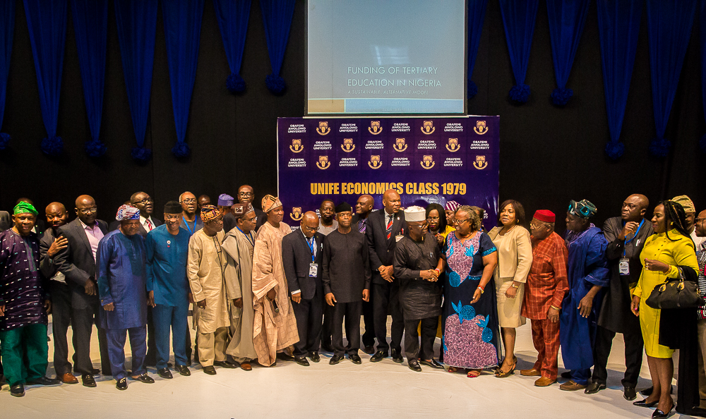 40th Anniversary of OAU's Economics Class of 1979