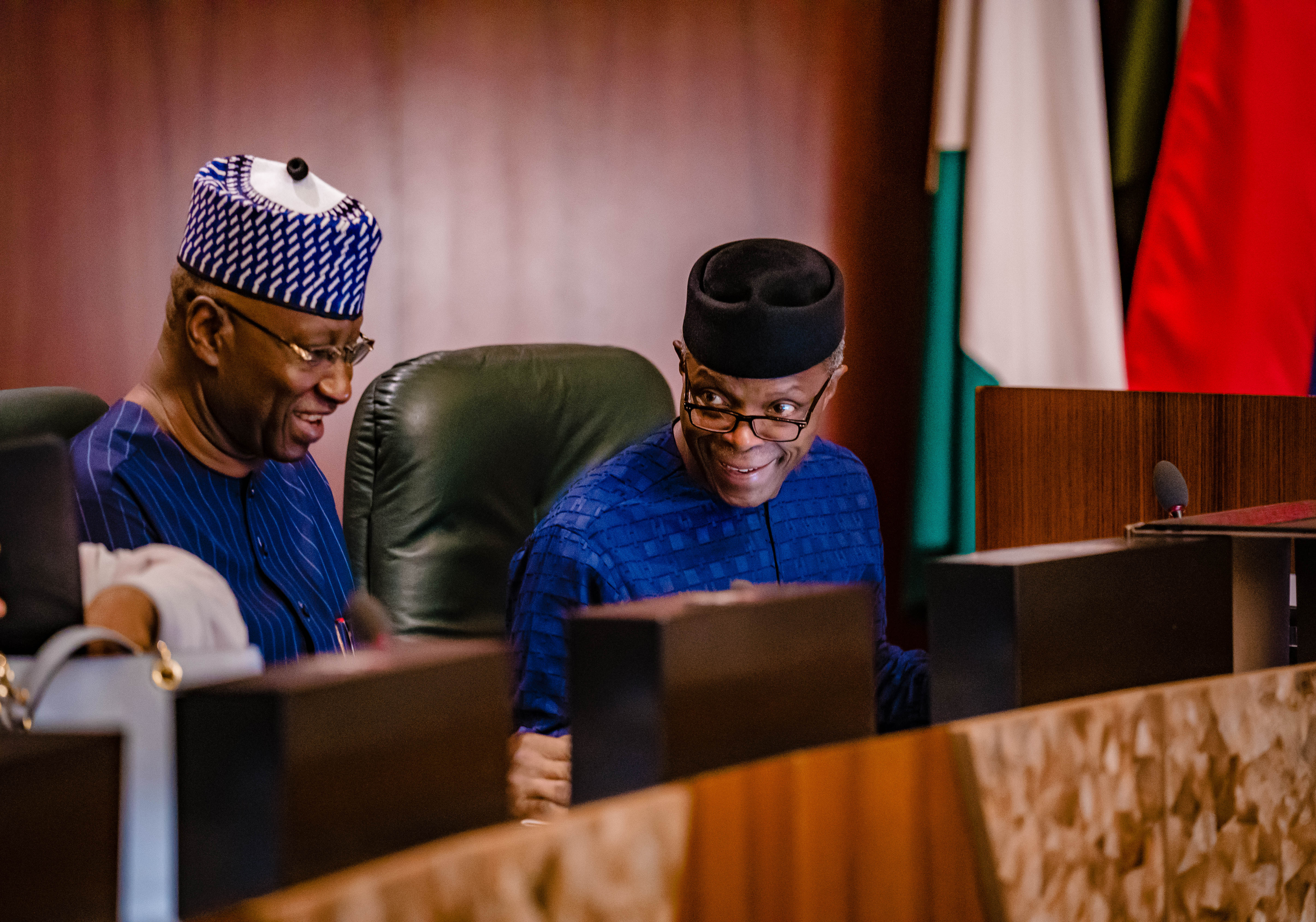 NEC Highlights: Nigeria's Economy Stabilizing With 8 Successive Quarters Of Growth