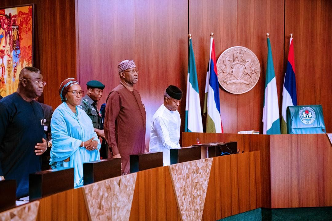NEC Commends President Buhari, VP Osinbajo For Nigeria's Improved Ranking In World Bank Doing Business Index
