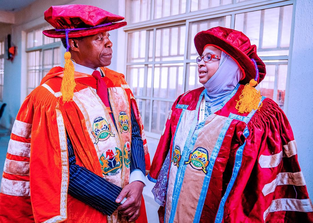 5th Convocation Of The Federal University Of Dutse, Jigawa State