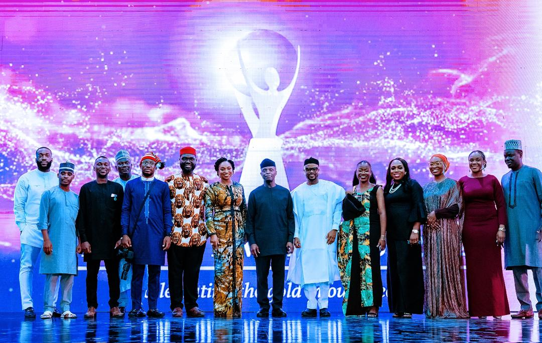 VP Osinbajo Attends The 3rd Edition Of The PEBEC Awards On 11/03/2020