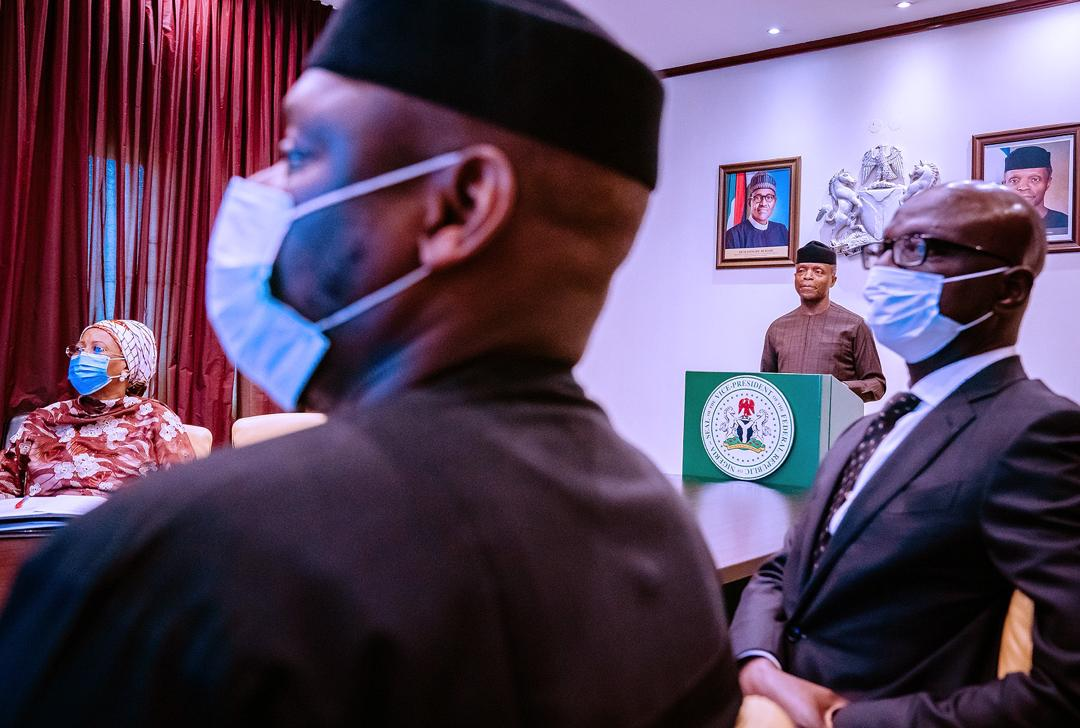 FG Improving Small Businesses To Uplift Ordinary Nigerians