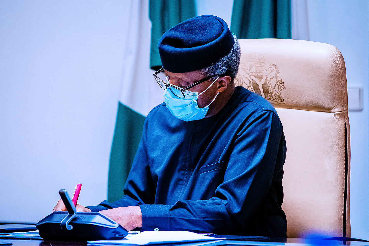 VP Osinbajo Will Not Be Distracted By Campaigns Of Lies & Calumny