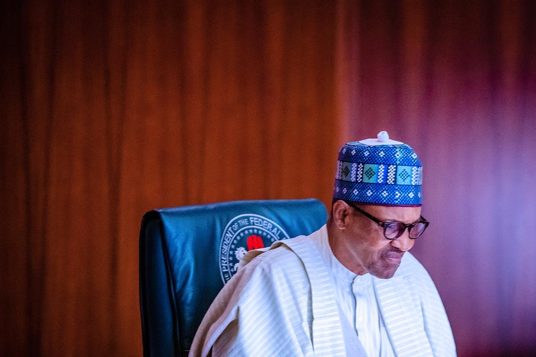President Buhari Presides Over Virtual Meeting Of The Federal Executive Council Meeting On 29/07/2020