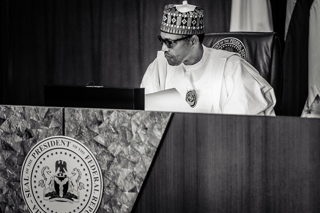 President Buhari Presides Over Virtual Meeting Of Federal Executive Council On 18/11/2020