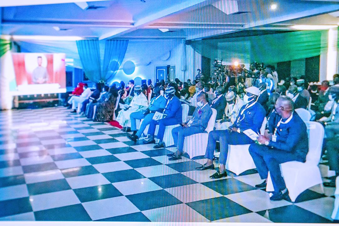 VP Osinbajo Virtually Declares Open 2021 Session Of National Labour Advisory Council On 23/03/2021