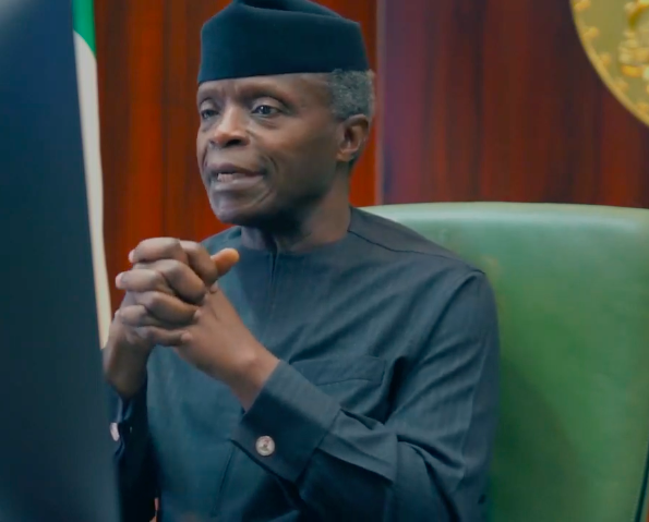 Osinbajo Calls Attention Of Right Investors To Take The Advantages, Opportunities In Nigerian Economy