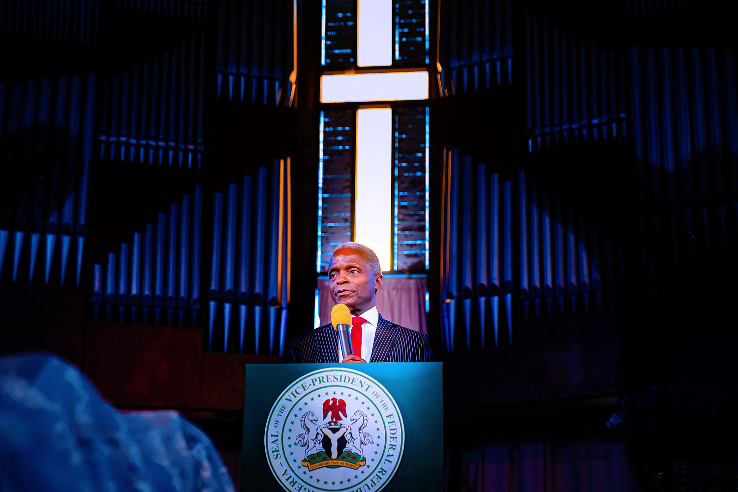 Send-Forth Church Service For Revd. Dr. Israel Akanji At First Baptist Church On 15/08/2021