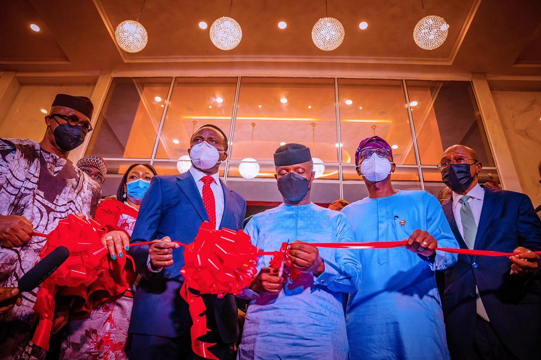 Commissioning Of Duchess International Hospital In Ikeja, Lagos On 22/10/2021