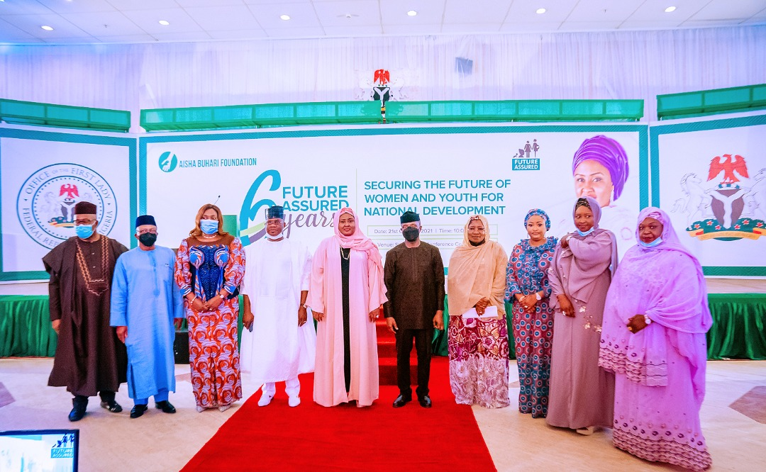 """6th Anniversary Of """"Future Assured"""" Themed: Securing The Future Of Women & Children For National Development On 21/10/2021"""