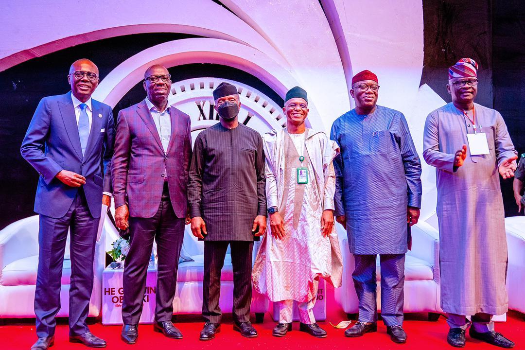 Keynote Address At The Ekiti Investment And Economic Summit (Fountain Summit)