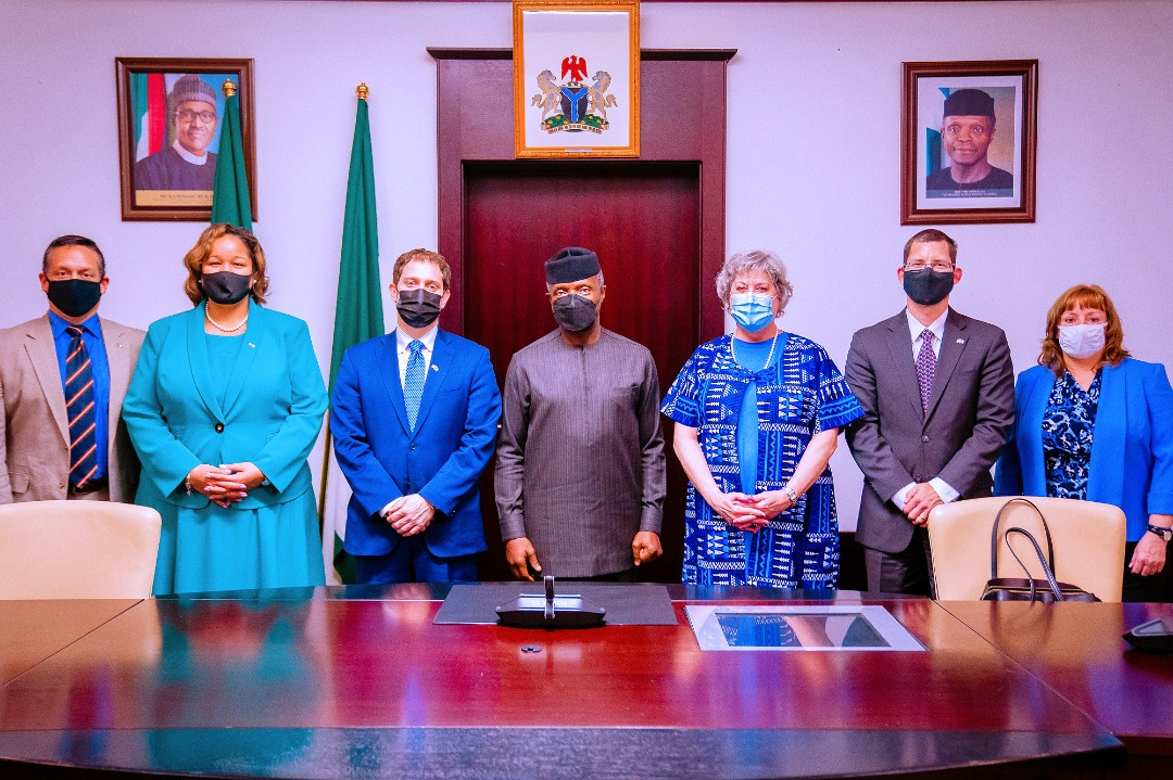 Courtesy Call From The U.S Deputy National Security Adviser, Mr. Jonathan Finer On 18/10/2021